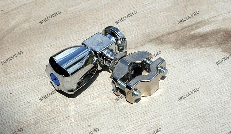Forum plomberie questions r ponses conseils de bricolage for Comment installer un robinet auto perceur