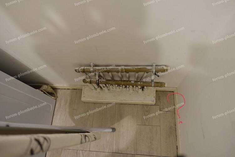 condamner un radiateur 2