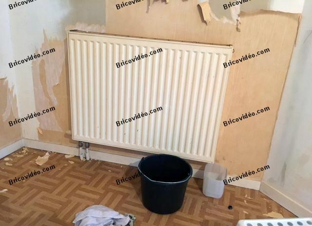 Bricovid o forum plomberie comment d monter un radiateur chauffage eau - Comment demonter un radiateur ...