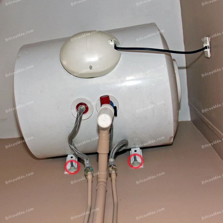 Avis fixation ballon d'eau chaude