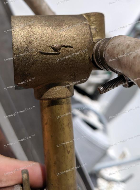 identifier élément de plomberie