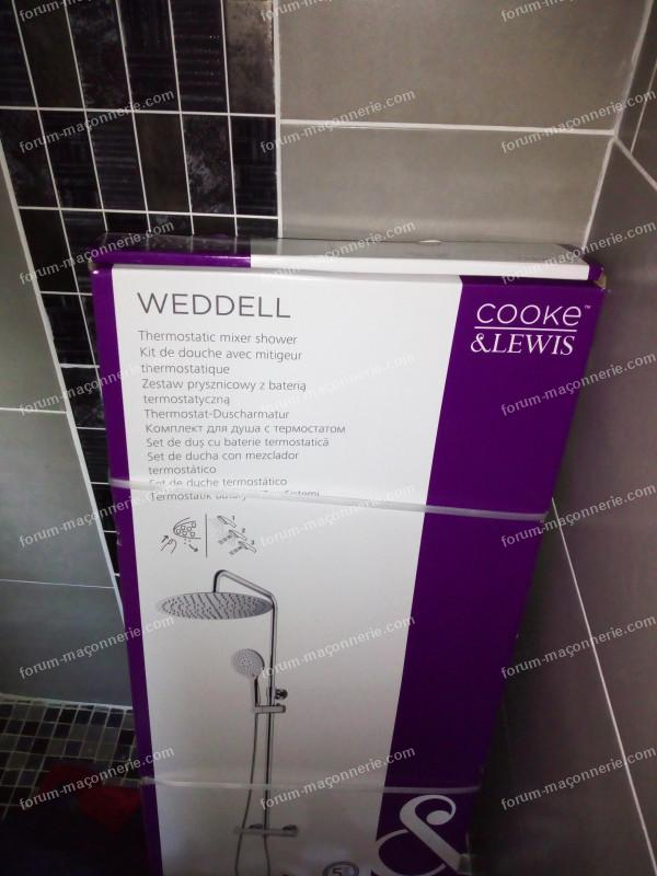 conseils pour installer une colonne de douche