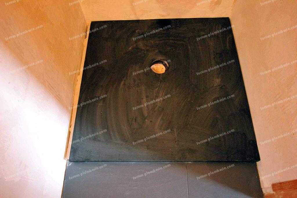 d un receveur de douche latest bonde et systme duvacuation type b pour receveur de douche with. Black Bedroom Furniture Sets. Home Design Ideas