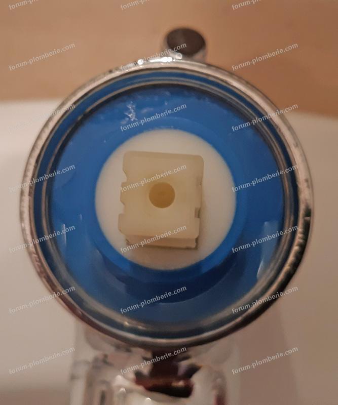 Conseilspour remplacer cartouche de mitigeur de lavabo