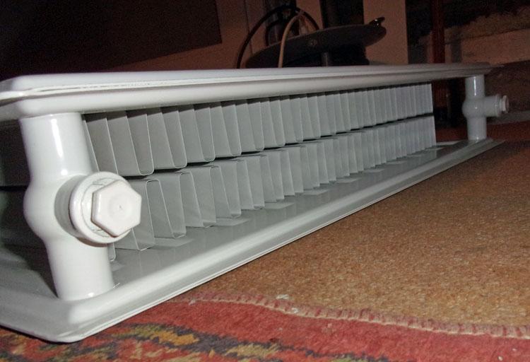 peut on remplacer radiateur par un radiateur vertical avis des contributeurs du forum plomberie. Black Bedroom Furniture Sets. Home Design Ideas