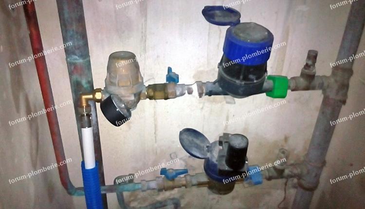 rénovation plomberie appartement