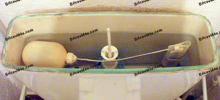 mécanique wc